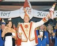 2003 Franjo I., der Ingenieur mit Grad und Kochfanat
